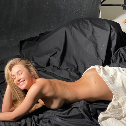 Nude olgachocolate Olga Katysheva